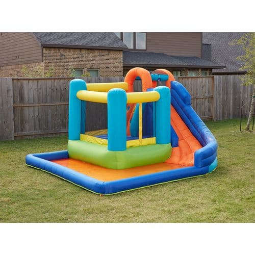 Deal O'Rageous Kids' My First Jump N Slide $149.99 + Free Shipping!