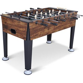TheDealExperts EastPoint Sports Inch Newcastle Foosball Game - Newcastle foosball table