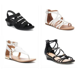 2cc0ca25ac22 Kohl s  Up to 90% Off Apparel + 20% Off Men s Women s Sandals