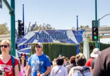 Building Your Own Lightsabers and Droids at Disneyland