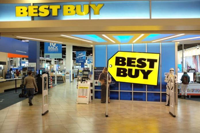 All Best Buy Stores Nationwide Can Repair Apple Devices