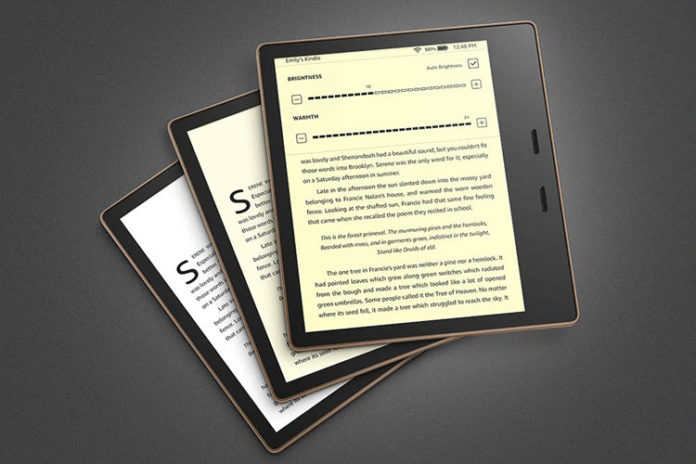 Amazon Drops New Kindle With Adjustable Color Tone Feature