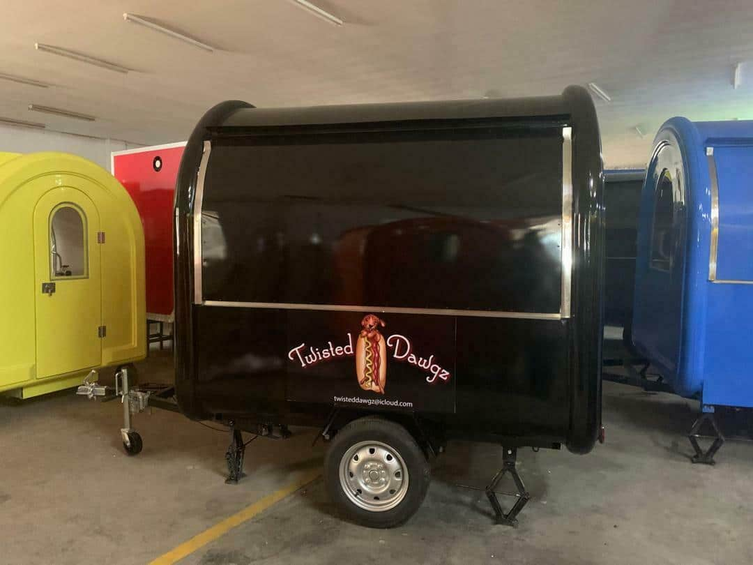 Used Food Trucks For Sale Under 5000 >> Best Deals On New Used Food Concession Trailers For Sale
