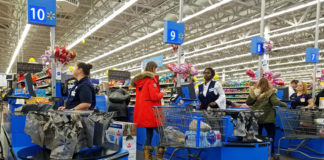 Walmart Uses AI To Prevent Checkout Theft