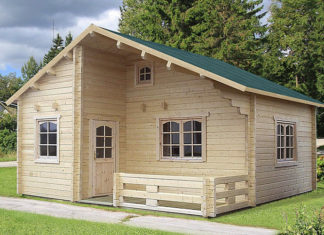 This Tiny House is Only $19,000 on Amazon and Takes 2 Days to Build