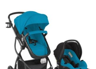 Urnbini Stroller and Car Seat