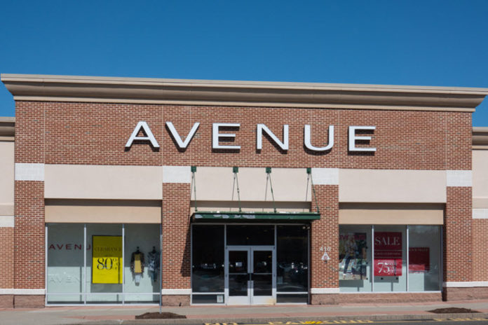 Another Casualty in the Retail Apocalypse Retail Store Avenue Closes All Locations