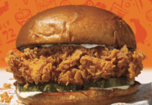 Popeyes Launches First-Ever Chicken Sandwich