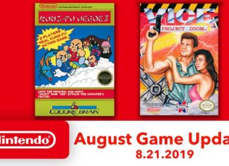 The Free NES August Games for Nintendo Switch are Approaching, and One of them is Quite Rare