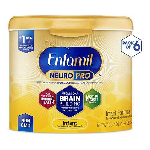 Enfamil NeuroPro Baby Formula Milk Powder