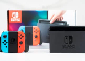 Nintendo Switch Sales Surpasses 15 Million Units