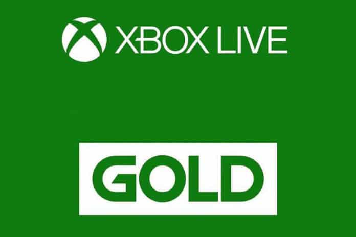 Xbox Gold Games