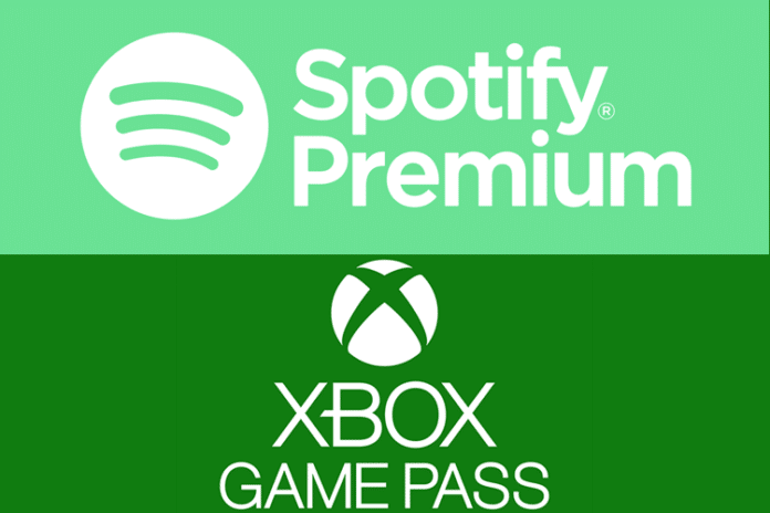 You can get 6 Months of Spotify Premium with Xbox Game Pass Ultimate for $1
