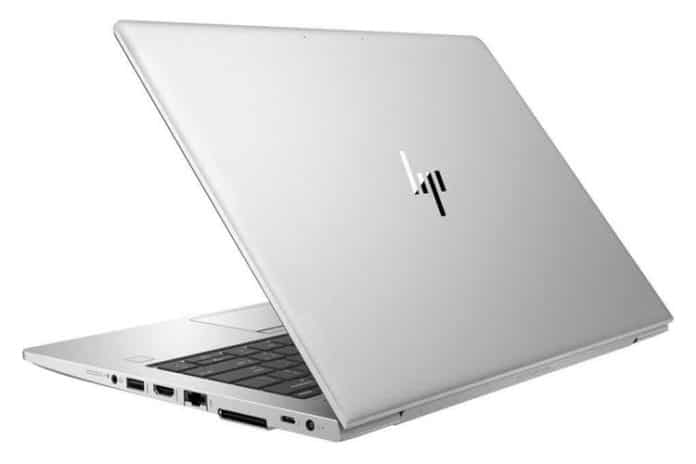HP EliteBook 735 G5 13.3 Inch 256GB SSD AMD Ryzen 7 2700U 8GB Laptop with Windows 10 Pro