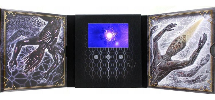 Tool Fear Inoculum Limited Edition CD Set