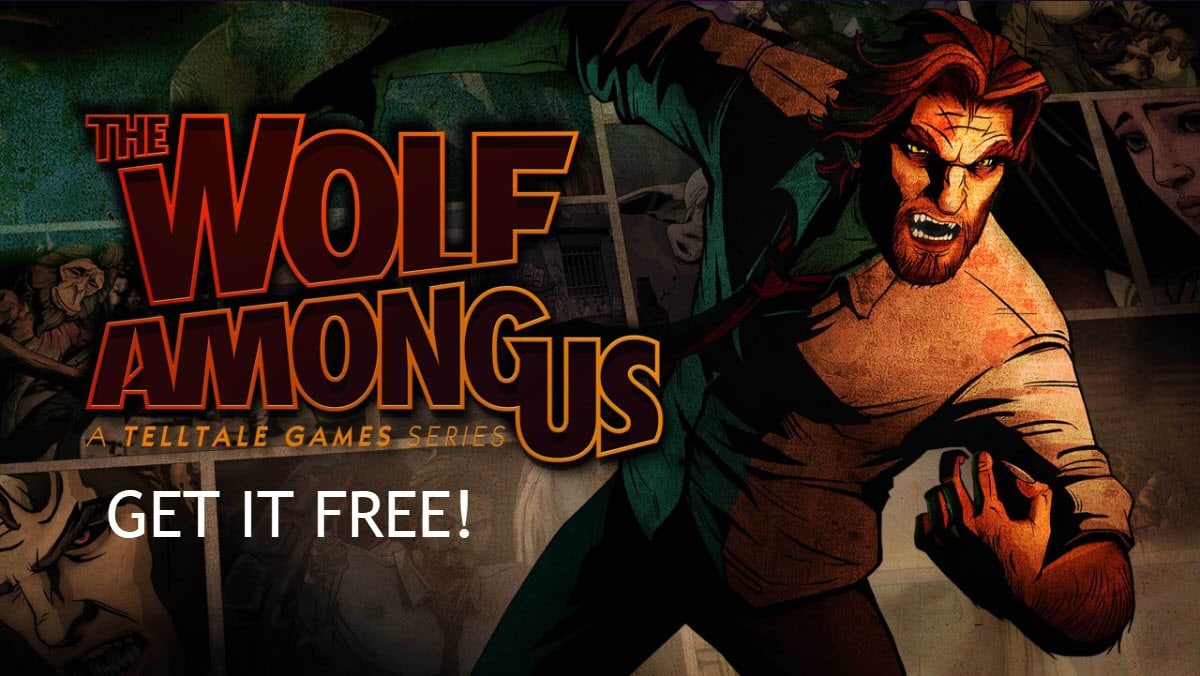 Get The Wolf Among Us For Free And See Teaser For The Wolf Among Us 2 Thedealexperts