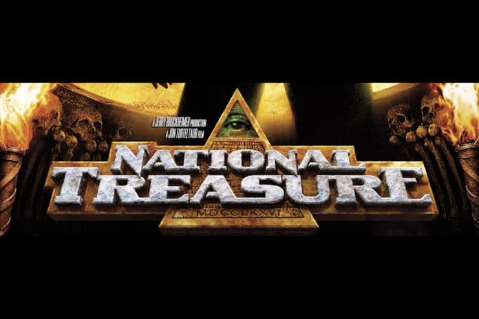 Disney Allegedly has National Treasure 3 in its Sights