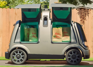 Meet the Self-Driving Toaster Car Coming to a Town Near You