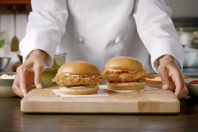 What is the future of the Popeyes Chicken Sandwich