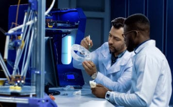 3D Printer for Medical Supplies