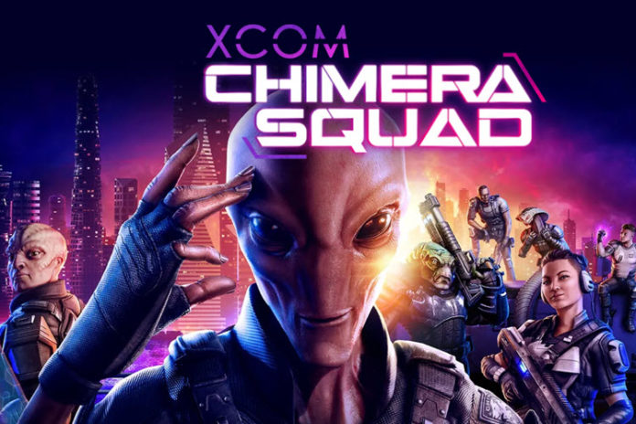 XCOM Chimera Squad Game