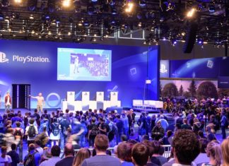 Sony Playstation PS5 Event