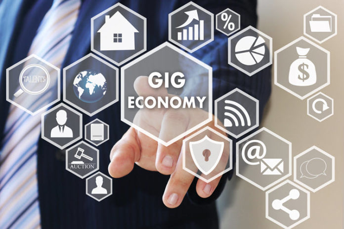 Work From Home Gig Economy