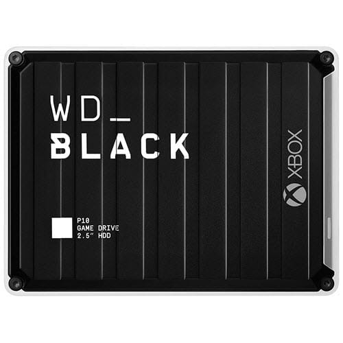 WD Black 5TB P10 Game Drive for Xbox