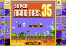 Super Mario Bros Battle Royale