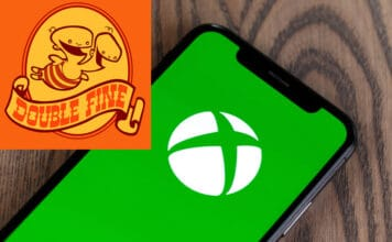Double Fine Gaming Xbox Game Pass