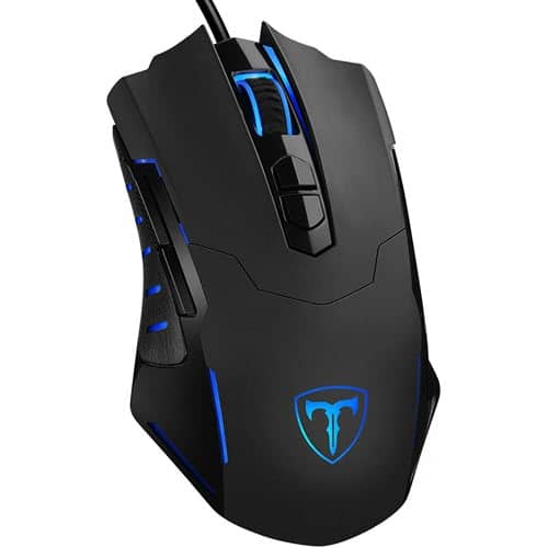 Deal Review PICTEK T7 Gaming Mouse