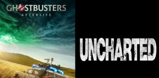 Ghostbusters Uncharted Movie