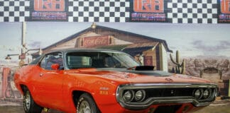 Plymouth Road Runner Car