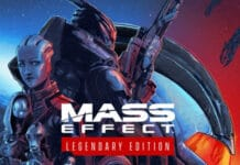 Mass Effect Legendary Edition Game