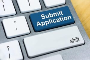 Submit Credit Card Application